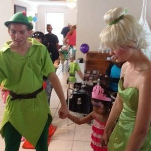 Peter Pan Adult Costume Handmade